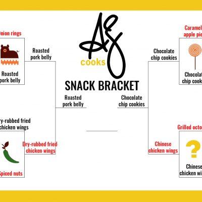 AZ Cooks snack bracket championship