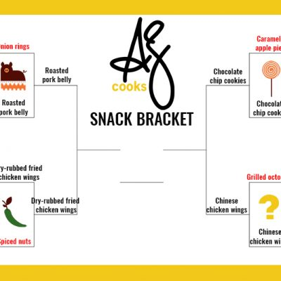 AZ Cooks snack bracket round 3
