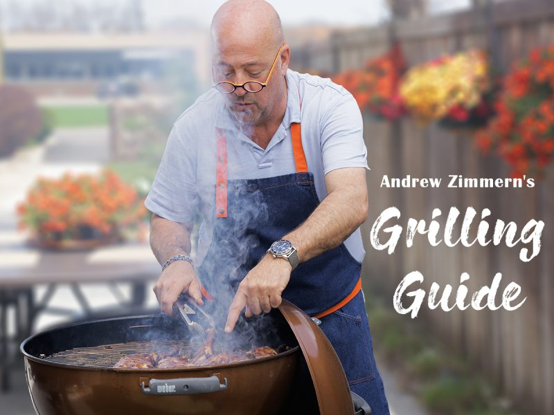 Andrew Zimmern's Grilling Guide