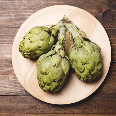 Andrew Zimmern's tips for prepping artichokes