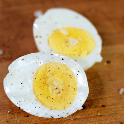 Andrew Zimmern Recipe Hard Boiled Eggs|