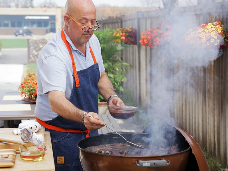 Andrew Zimmern Memorial Day Recipes