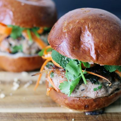 Andrew Zimmern Recipe Banh Mi Burger