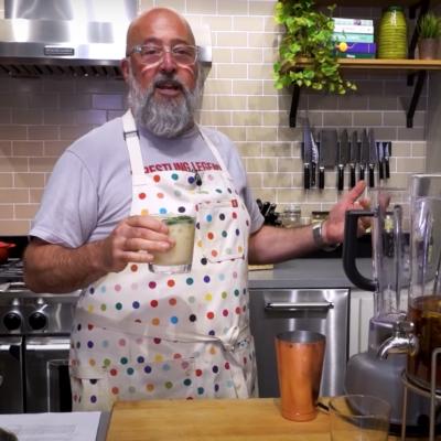 Andrew Zimmern Recipe Bitter End