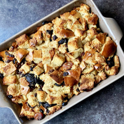 Andrew Zimmern Recipe Bread Pudding