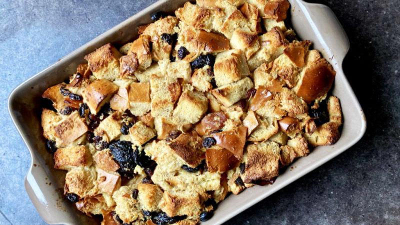 Andrew Zimmern Recipe Bread Pudding