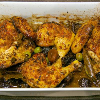 Andrew Zimmern Recipe Chicken Marbella