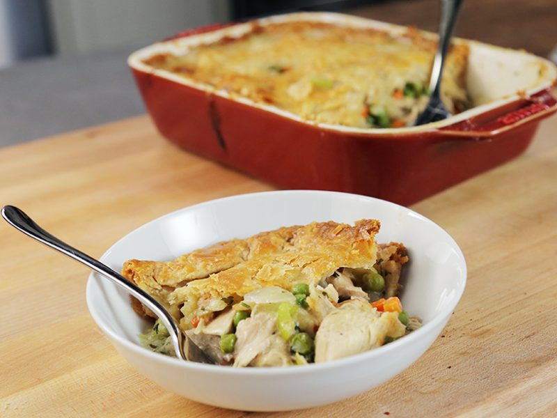 Andrew Zimmern Recipe Chicken Pot Pie