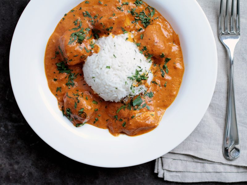 Andrew Zimmern Recipe Chicken Tikka Masala|Andrew Zimmern with Potash Twins