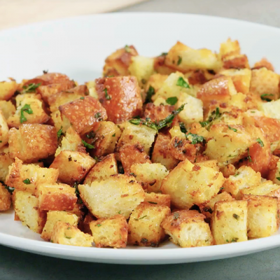 Andrew Zimmern Recipe Croutons