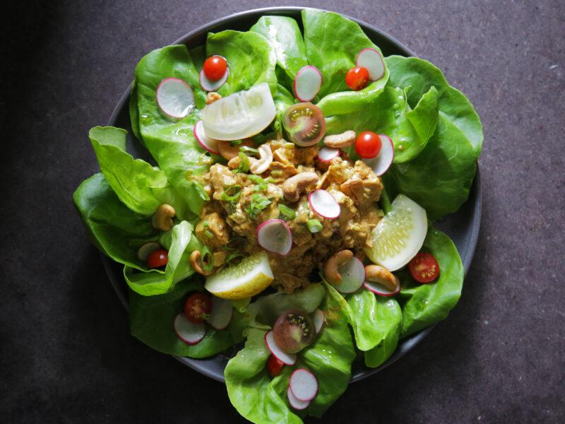 Andrew Zimmern Recipe Curried Chicken Salad