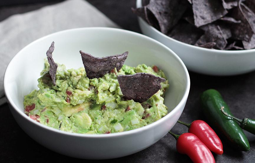Andrew Zimmern Recipe Guacamole