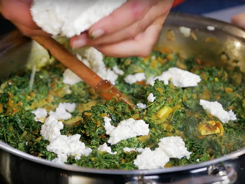Andrew Zimmern Recipe Homemade Paneer