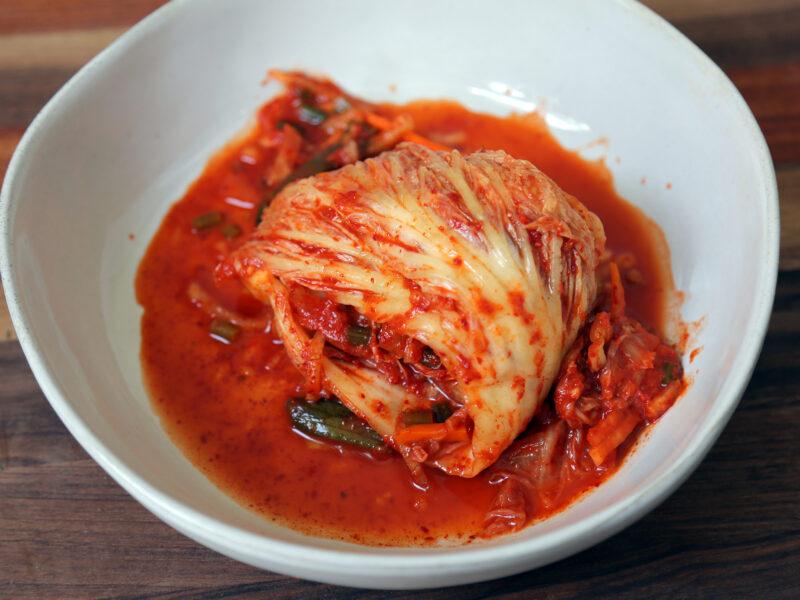 Andrew Zimmern Recipe Kimchi