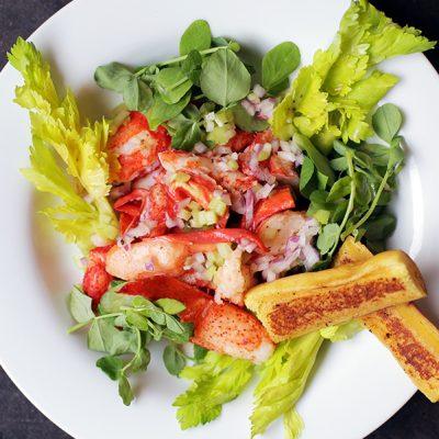 Andrew Zimmern Recipe Lobster Salad