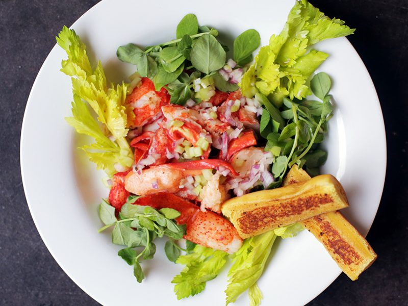 Andrew Zimmern Recipe Lobster Salad