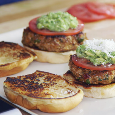 Andrew Zimmern Recipe Mexican Pork Burger|Andrew Zimmern Recipe Mexican Pork Burger