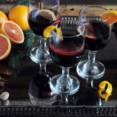 Andrew Zimmern Recipe Mulled Wine