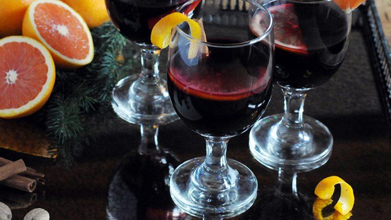 Andrew Zimmern Recipe Mulled Wine