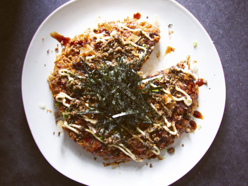 Andrew Zimmern Recipe Okonomiyaki