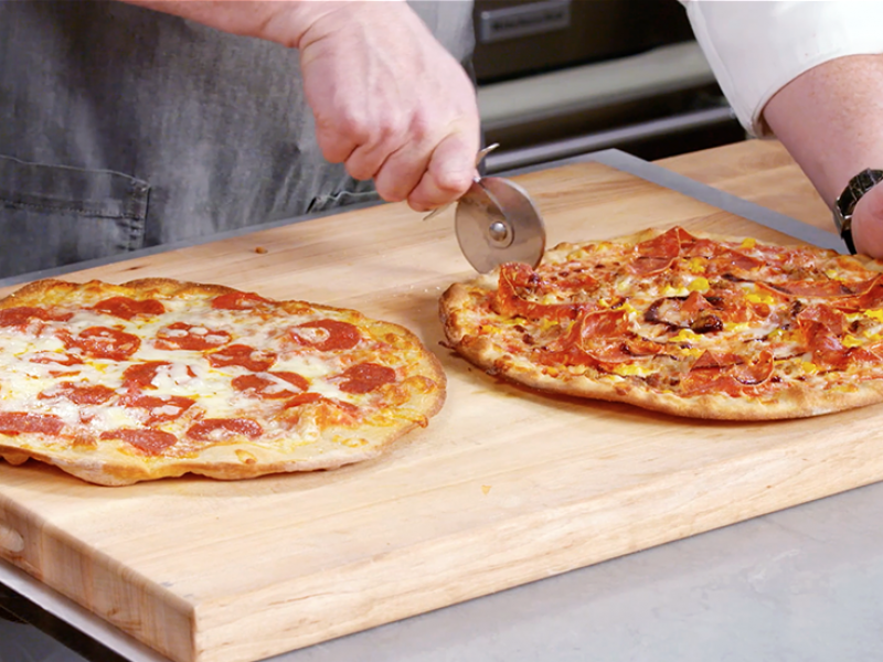 Andrew Zimmern Recipe Pizza