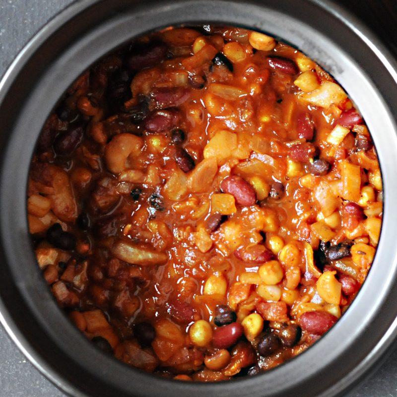 Andrew Zimmern's Baked Beans