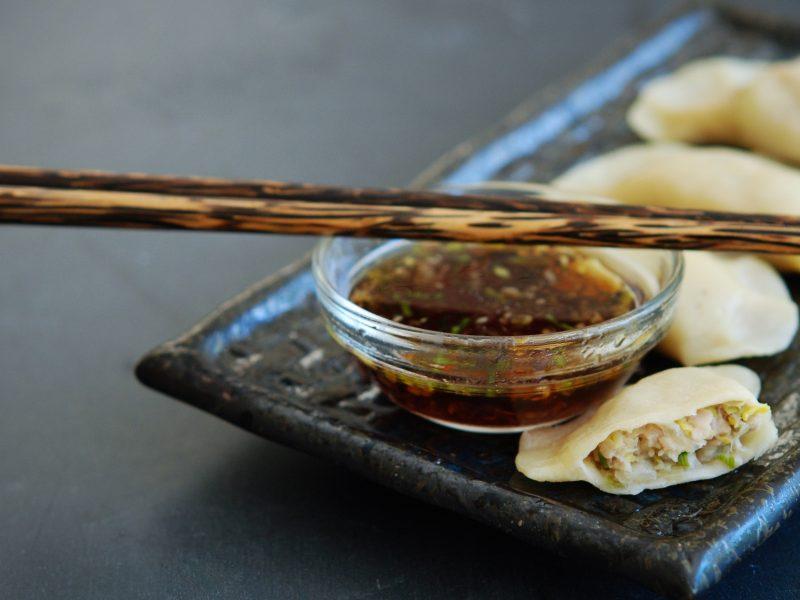 Andrew Zimmern's Boiled Chinese Dumplings