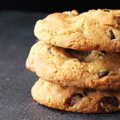 Andrew Zimmern's Chocolate Chip Cookies