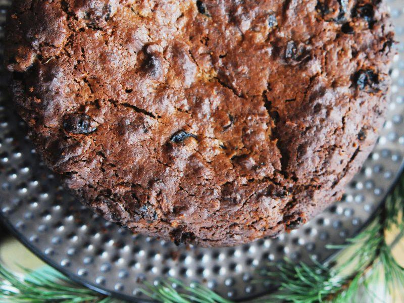 Andrew Zimmern's Fruit Cake