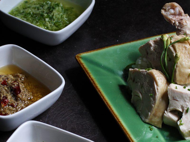 Andrew Zimmern's Hainanese Chicken Recipe