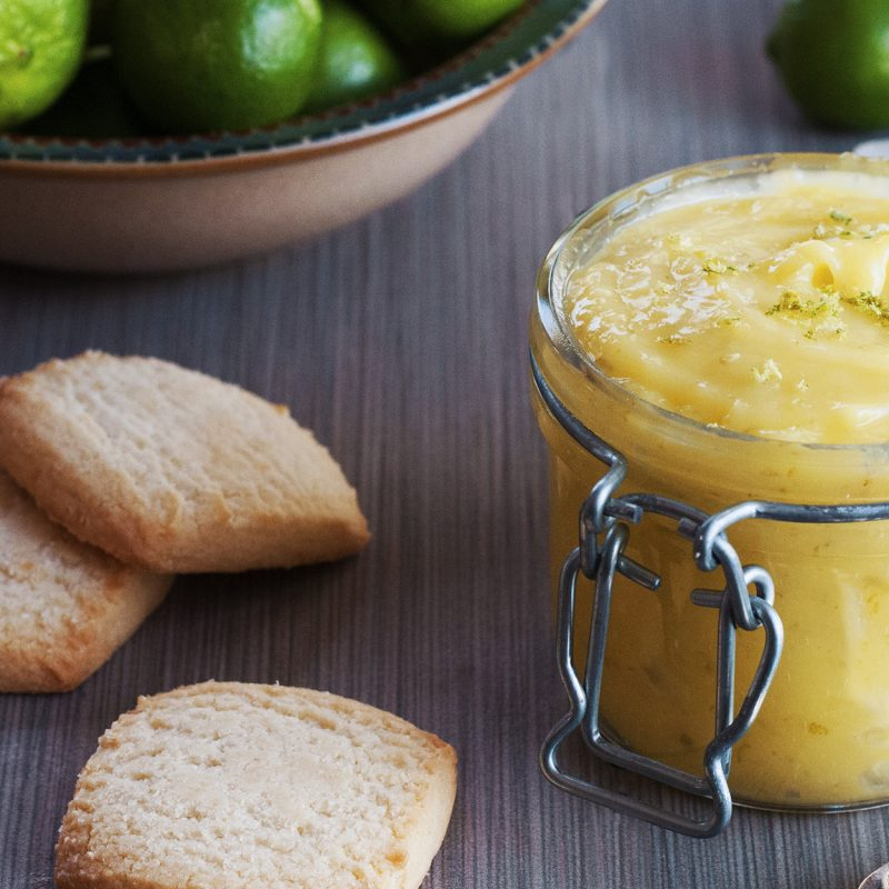 Andrew Zimmern's Key Lime Curd