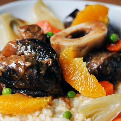 Andrew Zimmern's Osso Buco