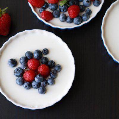 Andrew Zimmern's Recipe for Buttermilk Panna Cotta