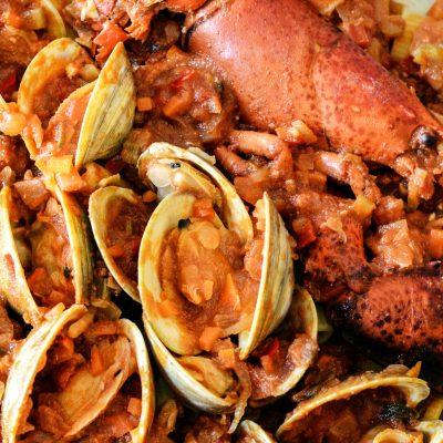 Andrew-Zimmern's-Shellfish-Enchilado