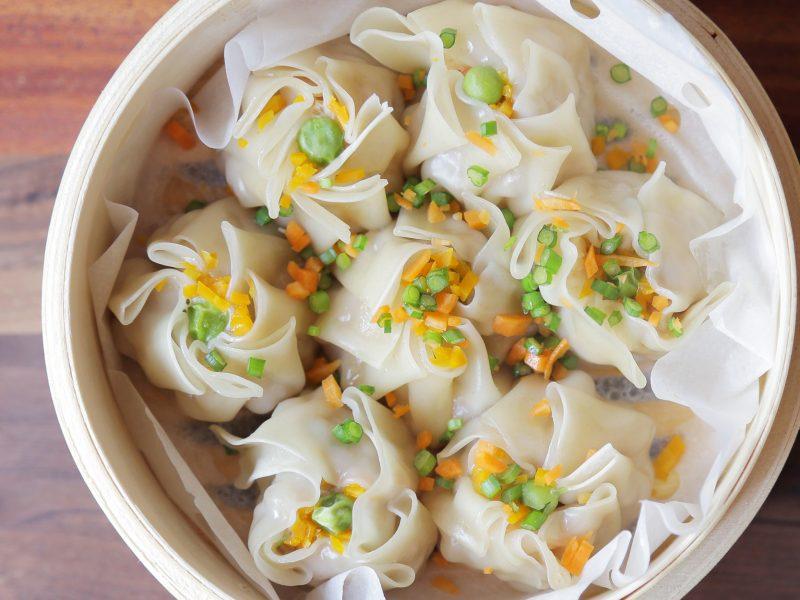 Andrew Zimmern's Siu Mai Dumplings