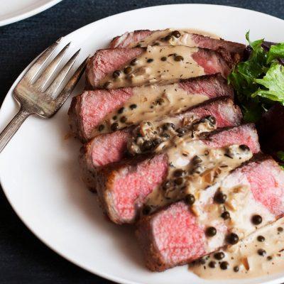 Andrew-Zimmern's-Steak-au-poivre