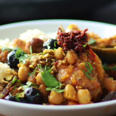 Andrew Zimmern's Tagine Recipe