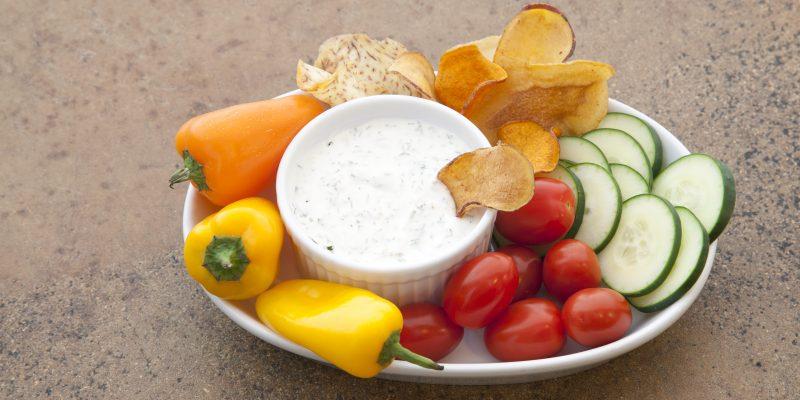 Andrew Zimmern's Vegetable Dip