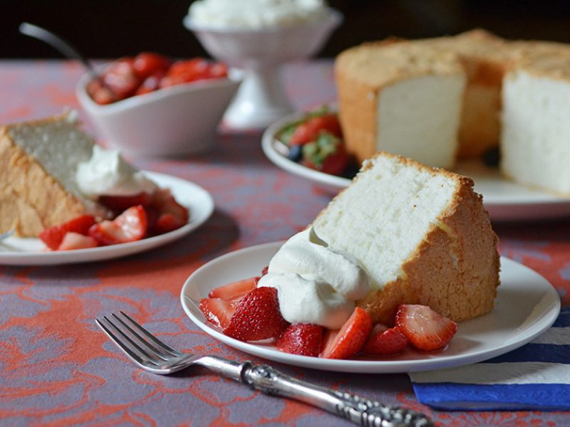 Angel Food Cake|Angel Food Cake|Angel Food Cake