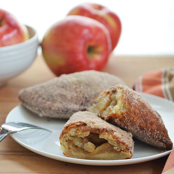 Fried Apple Hand Pie