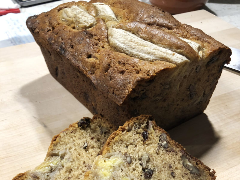 Andrew Zimmern's Banana Bread