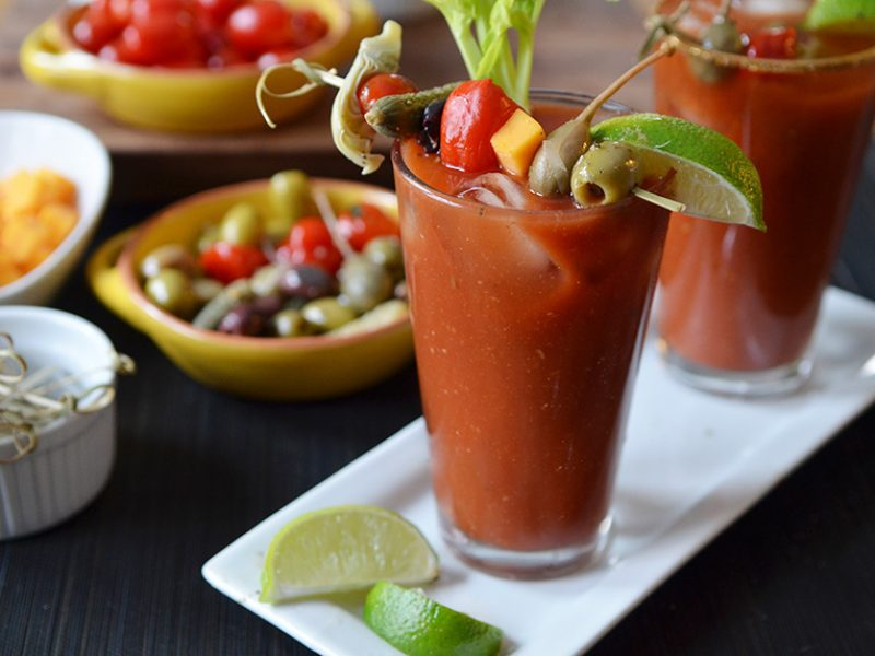 Bloody Mary Bloody Mary