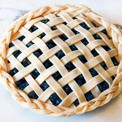 Blueberry Pie||||Blueberry-pie|Blueberry-pie