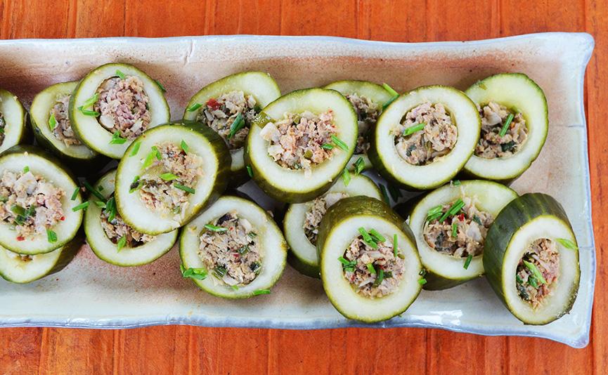 Braised Cucumber