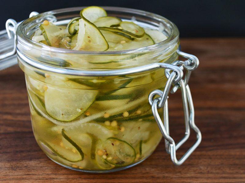 Bread & Butter Pickles|Bread & Butter Pickles