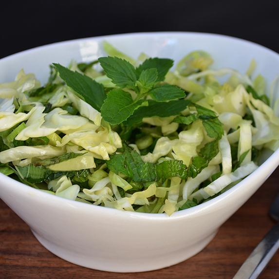 Istrian Cabbage Slaw