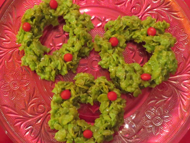 Candy Freeman - Christmas Wreaths