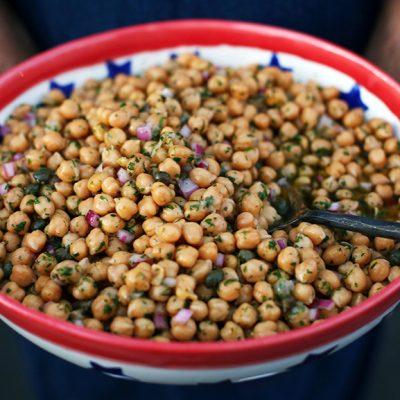 Chickpea Salad|Chickpea Salad
