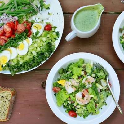 ||Chopped Salad|Chopped Salad|