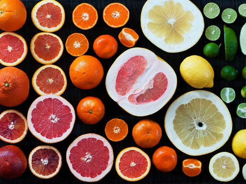 Citrus||Pomelo Sorbet|Tangerine Negroni|Citrus Salad with Avocado & Feta|Red Snapper & Citrus Escabeche|Grapefruit paloma|Cobra Kai|